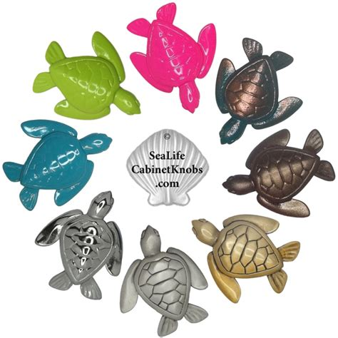 sea life cabinet knobs 29 best sea turtle cabinet knobs and pulls images on