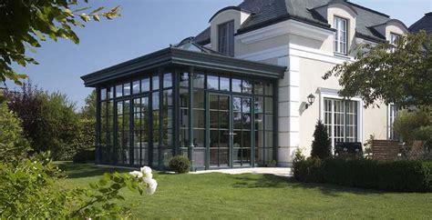 verande liberty keller orangerie elegance 174 combinazione di tetto piano e