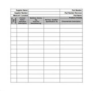 process plan template sle plan 6 documents in pdf word excel