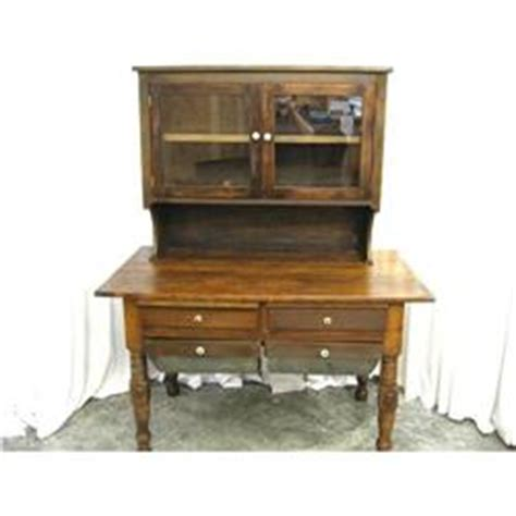 primitive 4 drawer possum belly with cabinet on 1305379