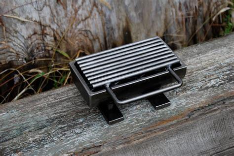 Handmade Grill - 47 micro hibachi grill