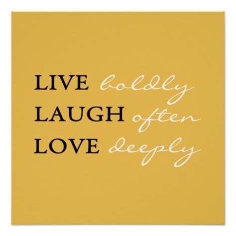 Bedroom Redo live laugh love quote typography poster zazzle