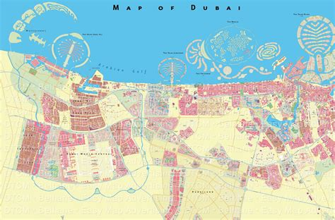 dubai in map dubai map cover letters and resumes