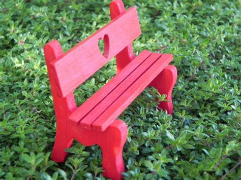 fairy garden bench 76 best images about popsicle sticks doll fairy furniture on pinterest popsicle