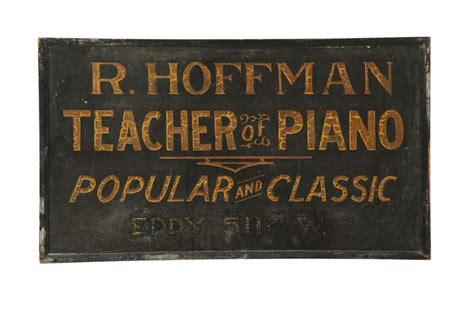 Would Be A Piano Sign For And Detox by Heir And Space Garth S Country Americana Auction