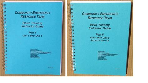 cert basic participant manual books cert basic instructor guide