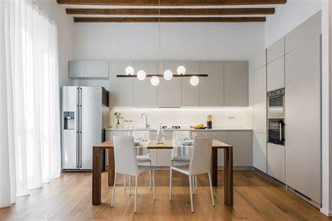 arredare soggiorno con cucina a vista soggiorno con cucina a vista idee per arredare