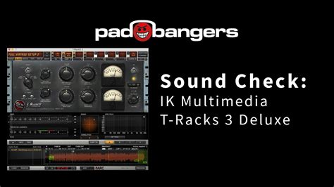 T Racks 3 Deluxe by T Racks 3 Deluxe Review Mixing And Mastering Plugins