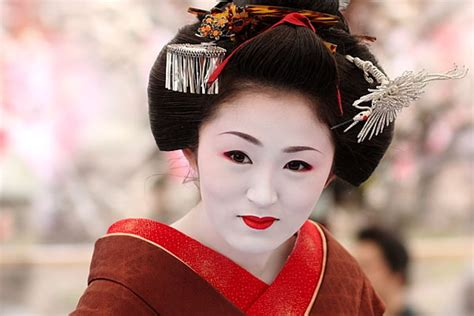 imagenes red japonesa geisha makeup tutorial and pictures yve style