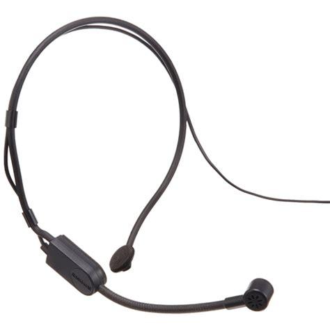 condenser microphone headset shure pga31 live vocal headset condenser microphone