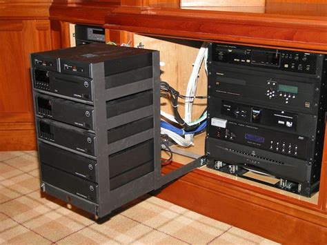 images  home cinema cabinet  pinterest