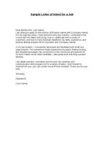 letter of intent for a job crna cover letter