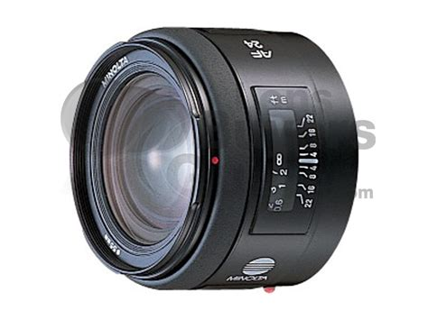 minolta lenses minolta af 24mm f 2 8 lens reviews specification