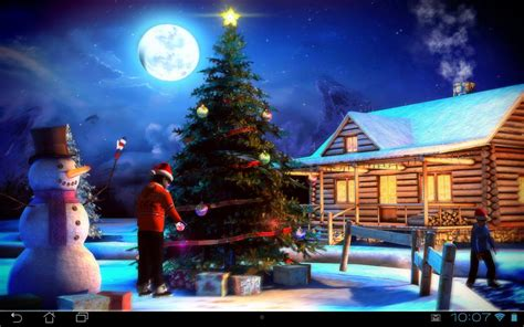christmas live themes for windows 7 windows 7 3d christmas wallpaper 52dazhew gallery