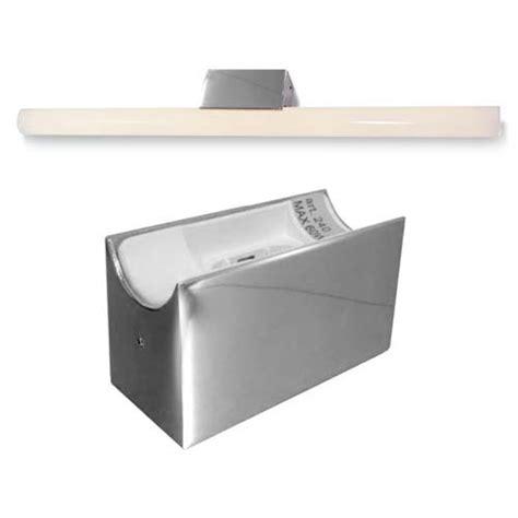linestra sockel alutec spiegelleuchte linestra linienle 1x 35 60w chrom