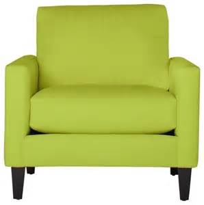 the clark chair chartreuse armchairs and accent chairs