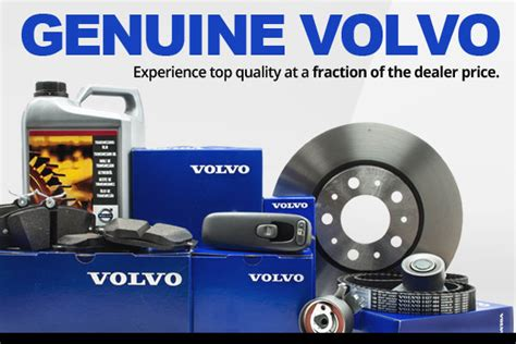 genuine volvo parts wholesale
