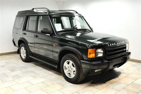 how cars run 1999 land rover discovery series ii parental controls buy used 1999 land rover discovery series ii se in paterson new jersey united states for us