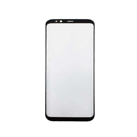 Samsung Galaxy S10 Glass Replacement by Front Outer Screen Glass Lens Replacement Black For Samsung Galaxy S8 S8 Plus