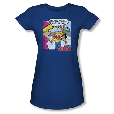 Shirt By Target archie shirt juniors target royal blue t shirt archie