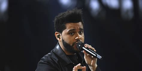 whats up with the weeknds hair the weeknd s hair is now locked in a safe