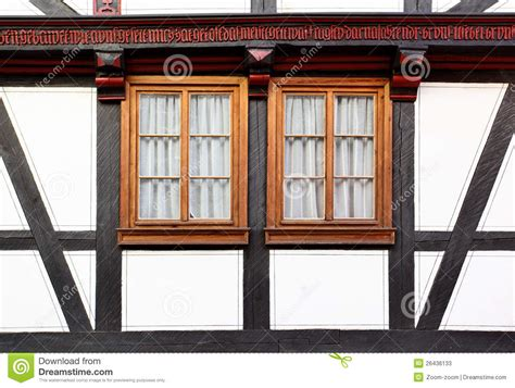 windows in old houses windows of old house stock photos image 26436133