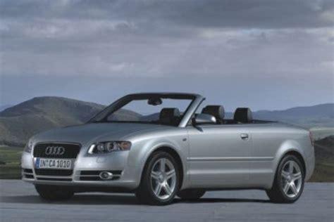 Audi Cabrio Neu by Das Neue Audi A4 Cabrio Speed Heads