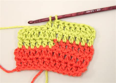 changing colors in crochet webs yarn store 187 tuesday s tip how to change