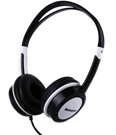 Headphone Lenovo Buy Lenovo P410 On Ear Headset At Best Price In