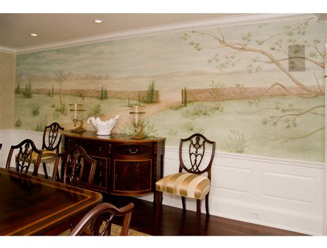 dining room murals awesome dining room murals pictures ltrevents com