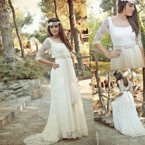 Hippie Wedding Dresses by Plus Size Hippie Wedding Dresses Pluslook Eu Collection