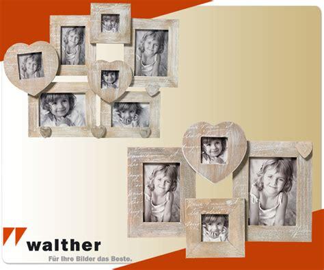 galerie leiste le coeur galerie holz bilderrahmen braun im landhaus stil