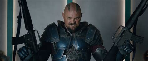 Tembakan Thor M16 3 des and troy marvel cinematic universe wiki fandom powered by wikia