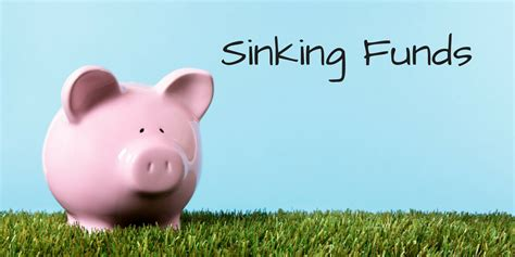Sinking Fund by How To Save More Money With Sinking Funds Money