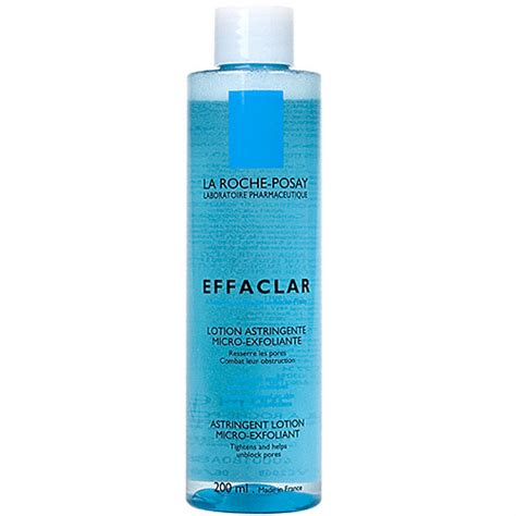 Toner Astringent la roche posay effaclar toner astringent lotion 171 fairytales and coffee