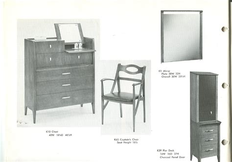 1960s drexel perspective dining room furniture ad history of the drexel profile line new page added