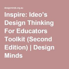 design thinking for educators toolkit 1000 images about strategy on pinterest service design