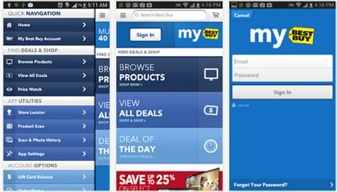 buy for android best buy android app