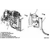 1994 Chevy S 10 Orifice Tube Location Air Conditioning