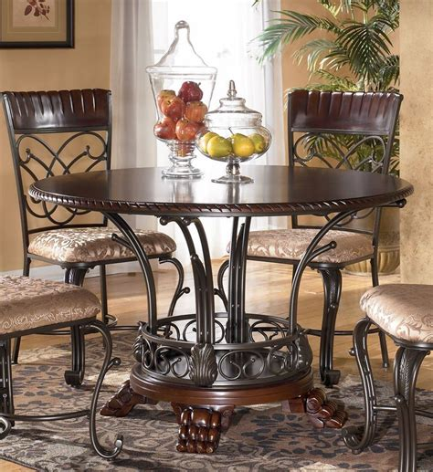 ashley furniture dining room table previous  dining tables   dining tables mind