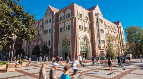 Getting Into Usc Mba by Discover Usc Program The Pen