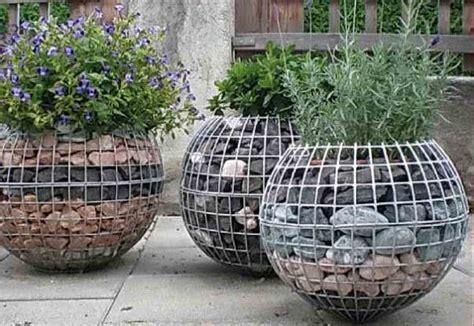 gabion garden ideas littlepieceofme