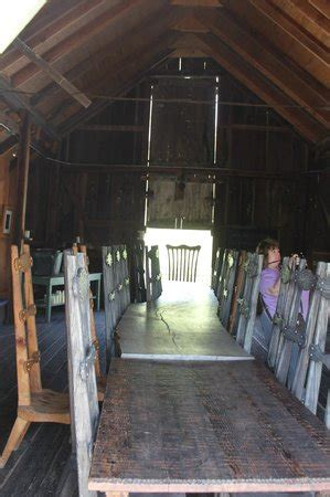 Goat Room by Custom Dining Chairs Picture Of Harley Farms Goat Dairy