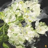 Yellow Flower Painting   730 x 731 jpeg 150kB