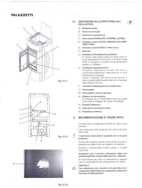 Rumore Stufa Pellet by Stufa Pellet Palazzetti Modello Letizia Rumorosa Pagina 1