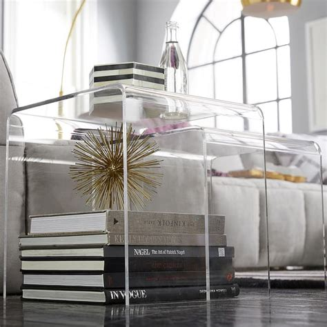 acrylic side tables living room acrylic side tables living room peenmedia