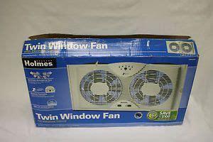 one touch window fan duracraft dw628 twindow plus dual window fan white on