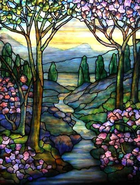 louis comfort tiffany stained glass windows louis comfort tiffany breakfast at tiffany s pinterest