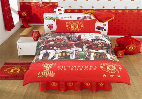 manchester united bedding manchester united bed covers bangdodo