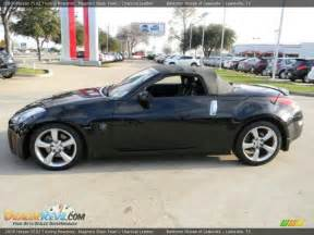 2006 Nissan 350z Touring 2006 Nissan 350z Touring Roadster Magnetic Black Pearl